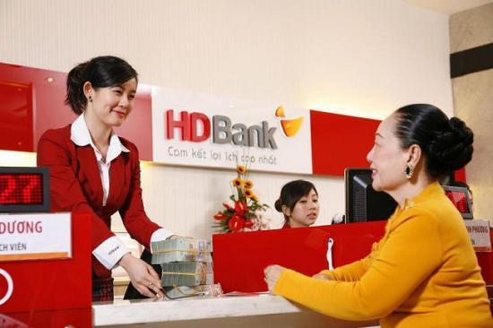 Vay tiền mặt HDBank không cần tài sản thế chấp