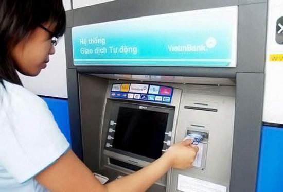 Vay tiền qua thẻ ATM Vietinbank, Cách vay tiền qua thẻ ATM Vietinbank