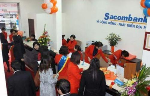 Sacombank cho vay tiêu dùng tín chấp
