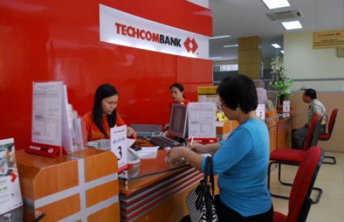 Vay tiền têu dùng thế chấp linh hoạt Ngân hàng Techcombank