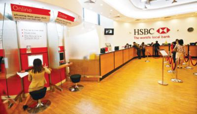 Vay tiêu dùng không thế chấp HSBC