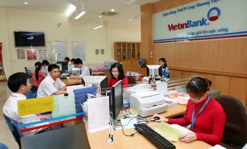 Vietinbank Cho vay tín chấp CBNV