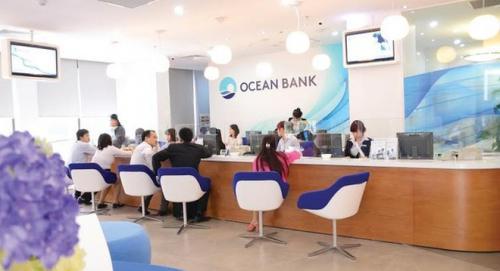 Cho vay tiêu dùng không có tài sản bảo đảm Oceanbank