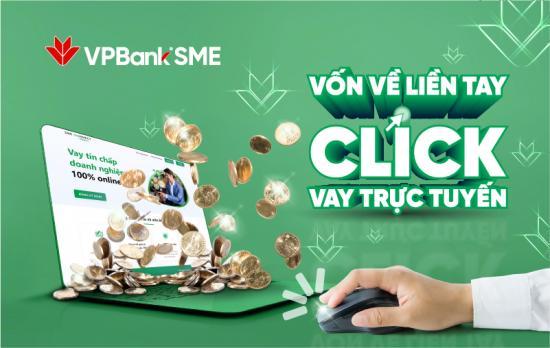 Vay tín chấp online vpbank