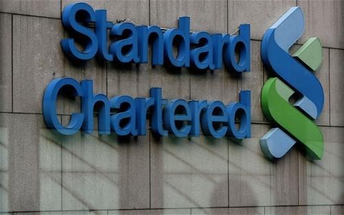 Ngân hàng Standard Chartered Việt Nam có vốn điều lệ hơn 3500 tỷ đồng