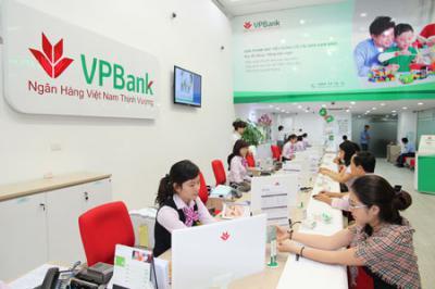 Ngân hàng VPBank cho vay tiêu dùng tín chấp cá nhân