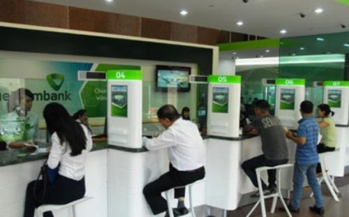Vay vốn ngân hàng không thế chấp Vietcombank lãi suất thấp