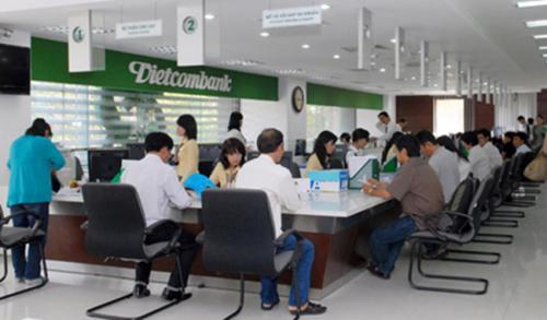 Hướng dẫn vay vốn không thế chấp ngân hàng Vietcombank