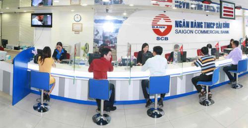 SCB được mở thêm 9 phòng giao dịch
