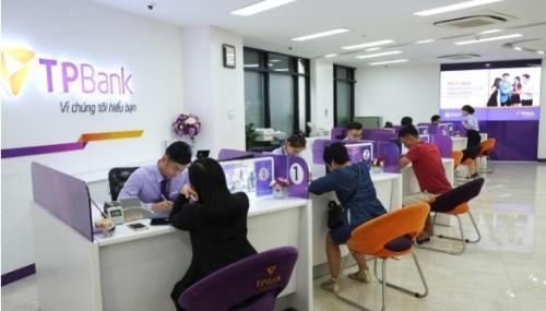 Hết quý III/2017, lợi nhuận của TPBank đã vượt kế hoạch cả năm