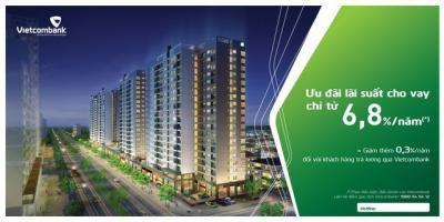 Vietcombank cho vay mua nhà dự án