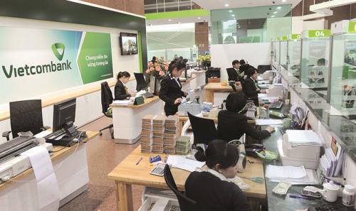 Vietcombank nhận giải thưởng tỷ lệ điện đạt chuẩn STP