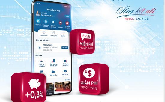 VietinBank tung siêu ưu đãi khi giao dịch trực tuyến mùa Covid-19
