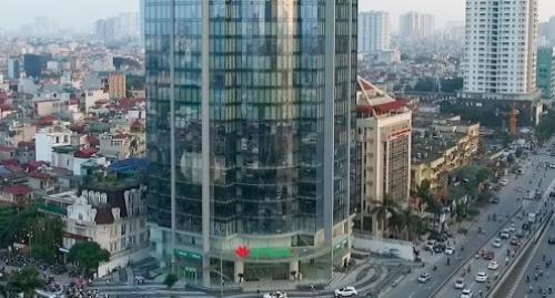 VPBank chuyển trụ sở chính tới tòa nhà số 89 Láng Hạ
