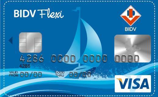 Cơ hội trúng iPhone7 khi chi tiêu bằng thẻ BIDV