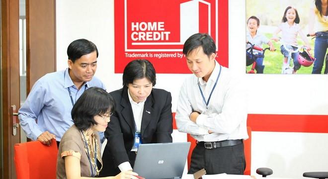 Vay tiền mặt tiêu dùng trả góp HomeCredit