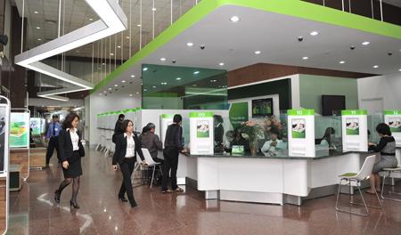 Vay tiêu dùng vietcombank