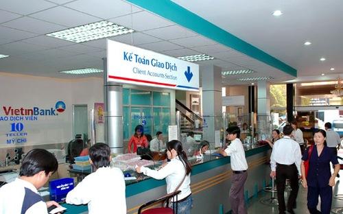 Lãi suất Vay tín chấp CBNV Vietinbank