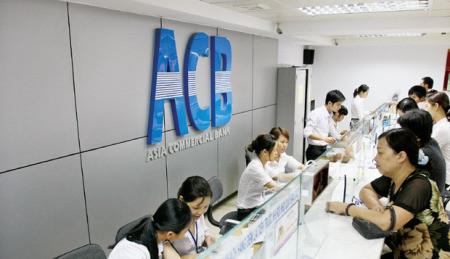 Vay tín chấp ngan hàng ACB