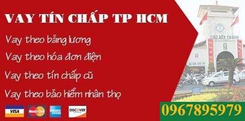 Vay tín chấp ở TP HCM